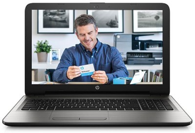 HP AY503TX Core i5 6th Gen - (8 GB/1 TB HDD/DOS/2 GB Graphics) AY503TX Notebook(15.6 inch, Turbo SIlver, 2.19 kg)