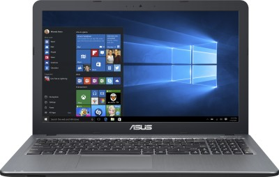 Asus X Series Core i3 5th Gen - (4 GB/1 TB HDD/Windows 10 Home) X540LA-XX596T Laptop(15.6 inch, Silver, 2 kg)