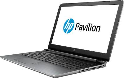 HP Pavilion15 AB 522TX T0Z73PA Core i5, 6th Generation - (8 GB DDR3/1 TB HDD/Windows 10/4 GB Graphics) Notebook (15.6 inch, Natural SIlver)
