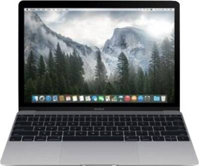 Apple MacBook MJY32HN/A MJY32HN/A - (8 GB DDR3) Notebook (12 inch, Grey)