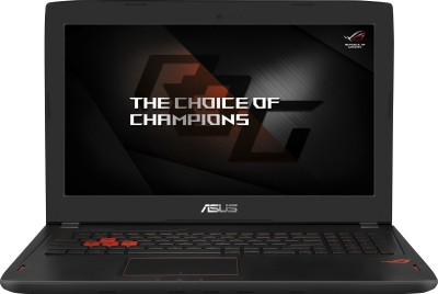 Asus ROG Core i7 7th Gen - (8 GB/1 TB HDD/256 GB SSD/Windows 10 Home/6 GB Graphics/NVIDIA Geforce GTX 1060) GL502VM-FY230T Gaming Laptop(15.6 inch, Black Aluminum, 2.24 kg)