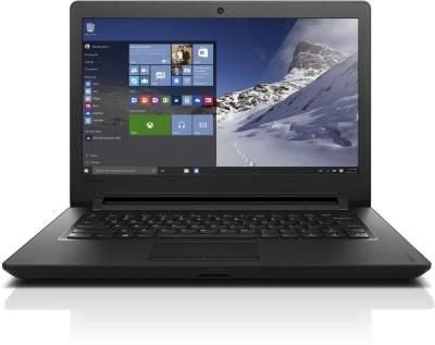 Lenovo Ideapad 110-14IBR (80T6003WIH) Laptop (Pentium Quad Core/4 GB/500 GB HDD/DOS OS) Image