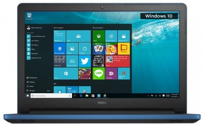 Dell Inspiron 5559 Intel Core i7 8 GB 1 TB Windows 10 15 Inch - 15.9 Inch Laptop