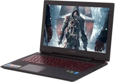 Lenovo Y50-70 59-445565 Core i7-4710HQ 2.5G - (8 GB DDR3/1 TB HDD/Windows 10 Home/4 GB Graphics) Ultrabook (15.6 inch, Black)