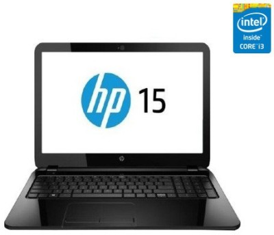 HP Core i3 4th Gen - (4 GB/1 TB HDD/DOS/2 GB Graphics) 15-r243TX Laptop(15.6 inch, SParkling Black, 2.23 kg)