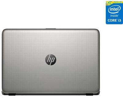 HP 15-AC122TU AC C04779457 N8M18PA core i3 (5th Gen) - (4 GB DDR3/1 TB HDD/Free DOS/128 MB Graphics) Notebook (15.6 inch, Grey)