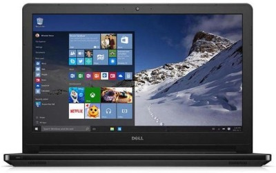 Dell Inspiron Core i7 6th Gen - (8 GB/1 TB HDD/Windows 10 Home/2 GB Graphics) 5559 Laptop(15.6 inch, Glossy Black, 2 kg)