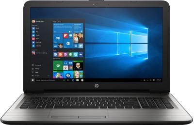 HP APU Quad Core A8 - (4 GB/1 TB HDD/Windows 10 Home) 15-BG004AU Laptop(15.6 inch, SParkling Black, 2.19 kg)