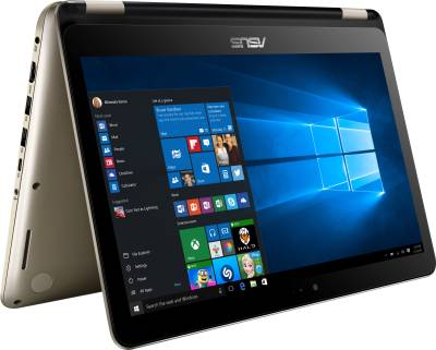 Asus Core i5 - (8 GB/1 TB HDD/Windows 10/2 GB Graphics) 90NB0AM2-M01060 TP301UJ-C4014T 2 in 1 Laptop