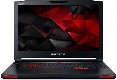 Acer Predator Core i7 6th Gen - (16 GB/1 TB HDD/128 GB SSD/Windows 10 Home/8 GB Graphics) G9-792 Notebook(17.3 inch, Black, 4.2 kg)