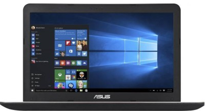Asus A555LA Core i3 4th Gen - (4 GB/1 TB HDD/Windows 10 Home) A555LA-XX1560T Notebook(15.6 inch, Dark Brown, 2.3 kg)