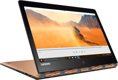 Lenovo Yoga 900 (80UE00BLIH) Intel Core i7 8 GB 512 GB Windows 10 13 Inch - 13.9 Inch Laptop