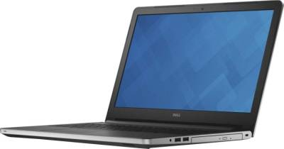 Dell Inspiron 5000 5558 5558i581t2gbW8SilM Core i5 (5th Gen) - (8 GB DDR3/1 TB HDD/Windows 8.1/2 GB Graphics) Notebook (15.6 inch, SIlver Matt)