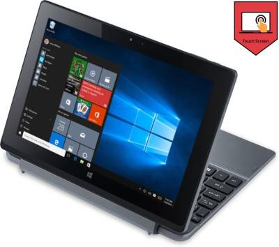 Acer One 10 Atom 5th Gen - (2 GB/32 GB EMMC Storage/Windows 10 Home) NT.G53SI.001 S1002-15XR Netbook