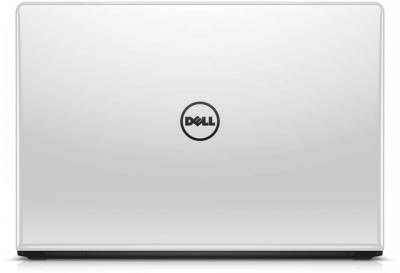 Dell Inspiron 15R 5558 X540561IN8 Core i5 (5th Gen) - (8 GB DDR3/1 TB HDD/Windows 8.1/2 GB Graphics) Notebook (15.6 inch, White Gloss)