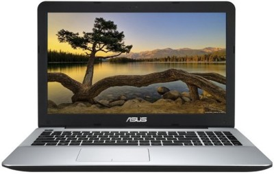Asus A Series Core i3 5th Gen - (4 GB/1 TB HDD/DOS) 90NB0652-M32310 XX2064D Notebook