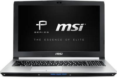 MSI Prestige Core i7 - (16 GB/1 TB HDD/DOS/2 GB Graphics) 16J5P PE-60 6QE Notebook