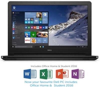 Dell Inspiron 5559 (Z566310SIN9) Notebook(15.6 inch|Core i7|8 GB|Win 10 Home|1 TB) Image