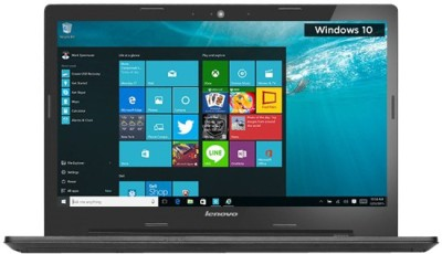 Lenovo G50-80 Core i3 5th Gen - (4 GB/1 TB HDD/Windows 10 Home) G50-80 Notebook(15.6 inch, Black, 2.5 kg)