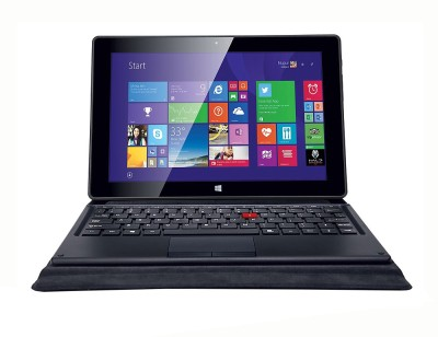 Iball Atom Quad Core - (2 GB/32 GB HDD/32 GB SSD/Windows 8 Pro) WQ149 2 in 1 Laptop(10.1 inch, SPecial Balck)