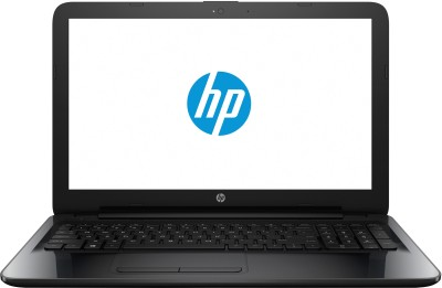 Image of HP 15 Pentium Quad Core Laptop which is one of the best laptops under 25000