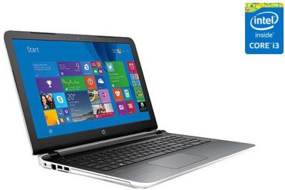HP Pavilion 15-ab028TX M2W71PA Core i3 - (4 GB DDR3/1 TB HDD/Windows 8.1/2 GB Graphics) Notebook (15.6 inch, Blizzard White)