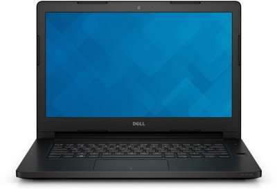 Dell Latitude Core i3 5th Gen - (4 GB/500 GB HDD/Ubuntu) Core 13 3460 Laptop(14 inch, Black, 1.9 kg)
