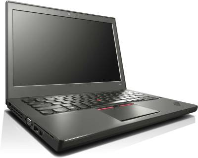 Lenovo Thinkpad X Series X250 20CLA0EBIG 20CLA0EBIG Core i5 - (4 GB DDR3/1 TB HDD/Windows 8 Pro) Notebook (12.5 inch, Black)