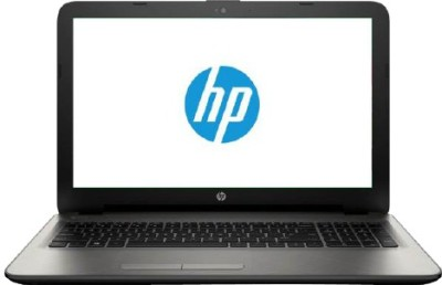 HP Core i3 5th Gen - (4 GB/500 GB HDD/DOS/2 GB Graphics) 15-ac025TX Laptop(15.6 inch, Turbo SIlver Color With Diamond & Cross Brush Pattern, 2.19 kg)