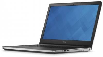 Dell Inspiron 5558 5558i341tb2gbwin10SM Y566517HIN9SM Intel Core i3 (5th Gen) - (4 GB DDR3/1 TB HDD/Windows 10/2 GB Graphics) Notebook (15.6 inch, SIlver Matt)