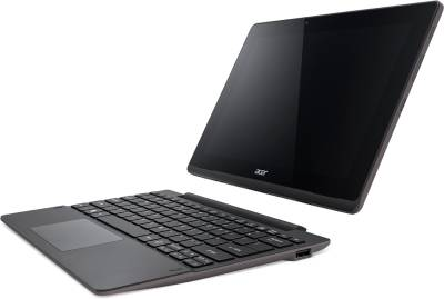 Acer Atom Quad Core - (2 GB/32 GB EMMC Storage/Windows 10 Home) NT.G8VSI.001 SW3-016 2 in 1 Laptop