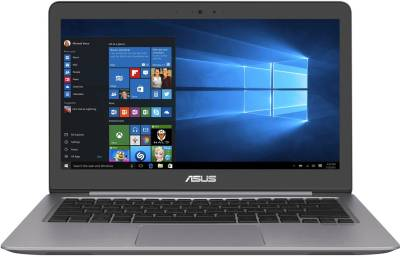 Asus Zenbook Core i5 - (4 GB/512 GB SSD/Windows 10/2 GB Graphics) 90NB0CL1-M01760 UX310U Ultrabook
