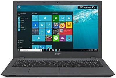 Acer Aspire E Core i3 5th Gen - (8 GB/1 TB HDD/Windows 10 Home/2 GB Graphics) E5-573G-389U Laptop(15.6 inch, Charcoal Grey, 2.4 kg)