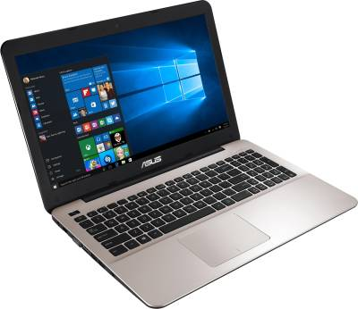Asus A555LF-XX150T 90NB08H1-M02940 Core i3 (4th Gen) - (4 GB DDR3/1 TB HDD/Windows 10/2 GB Graphics) Notebook (15.6 inch, Dark Brown & SIlver)
