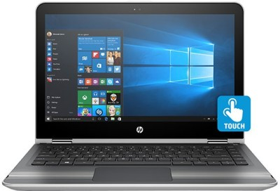 HP Pavilion x360 Core i5 6th Gen - (4 GB/1 TB HDD/Windows 10 Home) 13–u005TU 2 in 1 Laptop(13.3 inch, Natural SIlver, 1.66 kg) 1