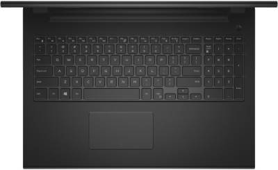 Dell Inspiron 15 3000 3543 X560333IN9 Core i5 - (8 GB DDR3/1 TB HDD/Windows 8/2 GB Graphics) Notebook (15.6 inch, Black)
