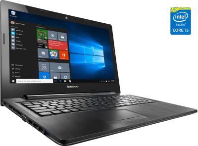 Lenovo G50-80 80E5038PIN Intel Core - (8 GB DDR3/1 TB HDD/Windows 10/2 GB Graphics) Notebook (15.6 inch, Black)