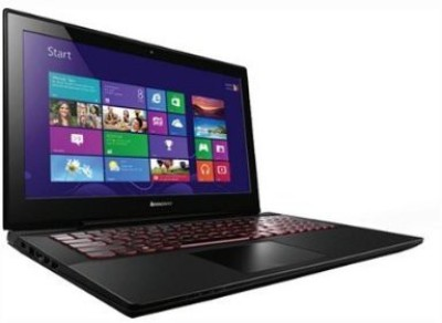 Lenovo Y50-70 Core i7 4th Gen - (16 GB/1 TB HDD/8 GB SSD/Windows 8 Pro/4 GB Graphics) Y50-70 Notebook(15.6 inch, Black)