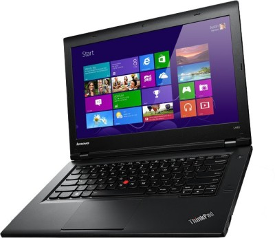 Lenovo L Series Core i5 4th Gen - (4 GB/500 GB HDD/Windows 8 Pro) L440 Notebook(14 inch, Black, 2.26 kg)