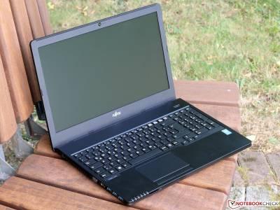 Fujitsu A series Core i3 - (8 GB/1 TB HDD/DOS) CP682742 A555 Notebook