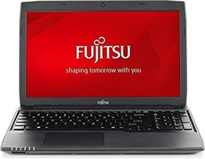Fujitsu A series Core i3 5th Gen - (4 GB/1 TB HDD/DOS) Lifebook Laptop(15.6 inch, Black, 2.2 kg kg)