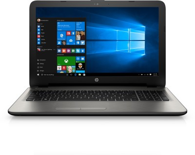 HP APU Dual Core A9 - (4 GB/1 TB HDD/Windows 10 Home/2 GB Graphics) 15q-by002AX Laptop(15.6 inch, SParkling Black, 2.1 kg)