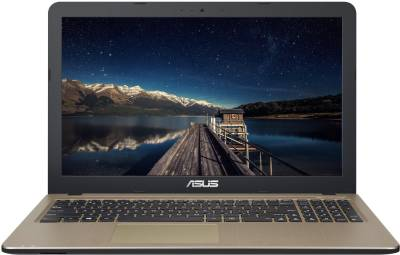 Asus APU Quad Core A8 6th Gen - (4 GB/1 TB HDD/DOS) 90NB0CN1-M01550 X540YA-XO106 Notebook
