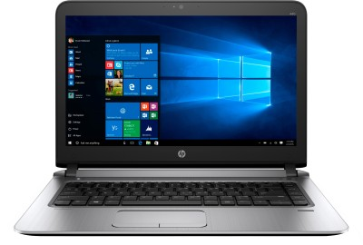 HP ProBook Core i3 7th Gen - (4 GB/500 GB HDD/Windows 10 Pro) 440 Business Laptop(14 inch, Silver)