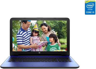 HP-15-AC121TU-Notebook-(N8M17PA)-(5th-Gen-Intel-Core-i3--4GB-RAM--1TB-HDD--39.62-cm-(15.6)--Windows-10)-(Blue)-Laptop