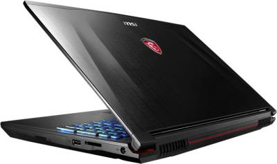 MSI GE Core i7 7th Gen - (16 GB/1 TB HDD/256 GB SSD/Windows 10 Home/6 GB Graphics) 9S7-16JB12-419 GE62...