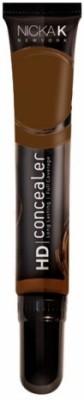 Nicka K HD CONCEALER Concealer(DARK CHOCOLATE, 15 ml) at flipkart