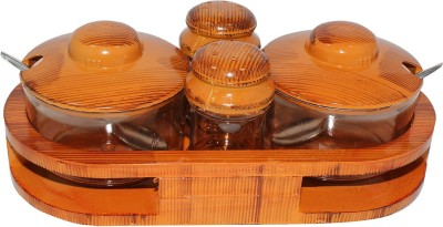 Paramsai 1 Piece Salt & Pepper Set(Plastic) at flipkart