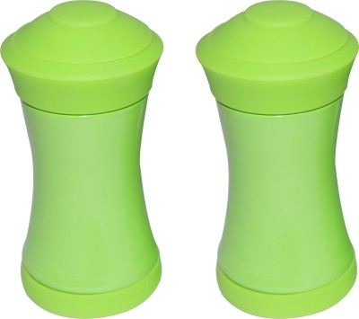 TrendyFurnish Salt & Pepper Set(Ceramic, Silicone)