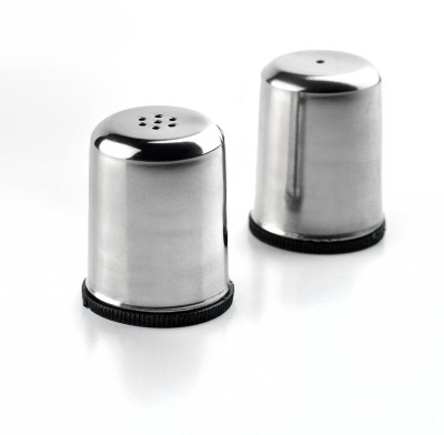 HM Steels HMRSPS001 1 Piece Salt & Pepper Set(Stainless Steel) at flipkart